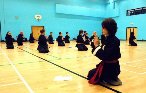 Kai men, Taoist Yoga exercises